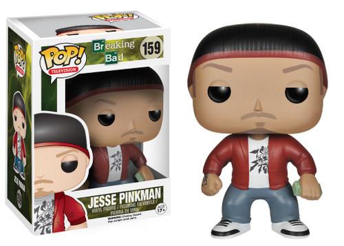 Funko Breaking Bad POP! TV Jesse Pinkman Vinyl Figure #159 [Red Shirt]