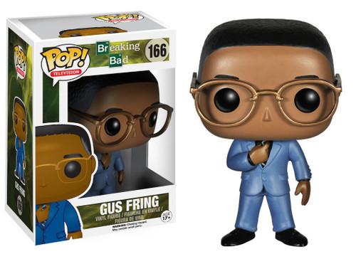 Funko Breaking Bad POP! TV Gus Fring Vinyl Figure #166 [Regular]