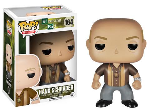 Funko Breaking Bad POP! TV Hank Schrader Vinyl Figure #164