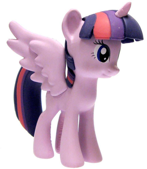 Funko My Little Pony Mystery Minis Series 2 Princess Twilight Sparkle 2.5-Inch 1/12 Mystery Minifigure [Show Colors Loose]