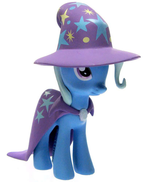 Funko My Little Pony Mystery Minis Series 2 The Great and Powerful Trixie Lulamoon 2.5-Inch Mystery Minifigure [Show Colors Loose]