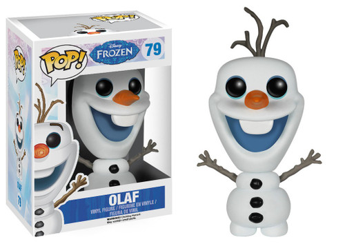 Funko Disney Frozen POP! Movies Olaf Vinyl Figure #79