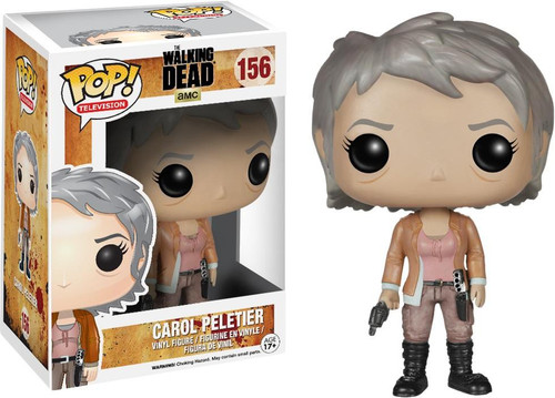 Funko The Walking Dead POP! TV Carol Peletier Vinyl Figure #156