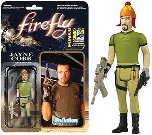Funko Firefly ReAction Jayne Cobb Exclusive Action Figure [With Hat]