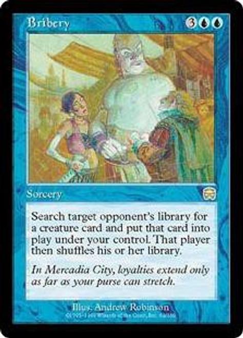 MtG Mercadian Masques Rare Bribery #62