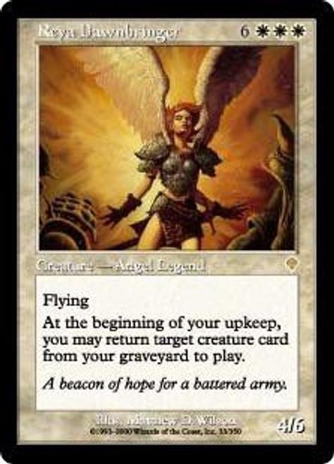 MtG Invasion Rare Reya Dawnbringer #33