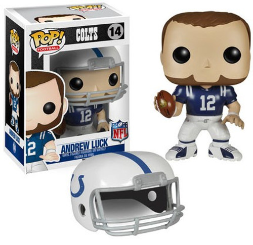 Funko NFL Indianapolis Colts POP! Sports Football Andew Luck Vinyl Figure #14