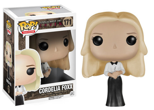 Funko American Horror Story Coven POP! TV Cordelia Foxx Vinyl Figure #171