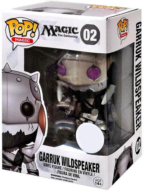 Funko MtG POP! Magic Garruk Wildspeaker Exclusive Vinyl Figure #02 [Exclusive Variant]