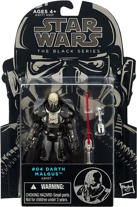 Star Wars The Old Republic Black Series Wave 6 Darth Malgus Action Figure #04