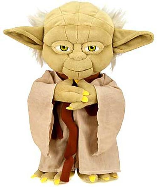 Disney Star Wars Yoda 12-Inch Plush