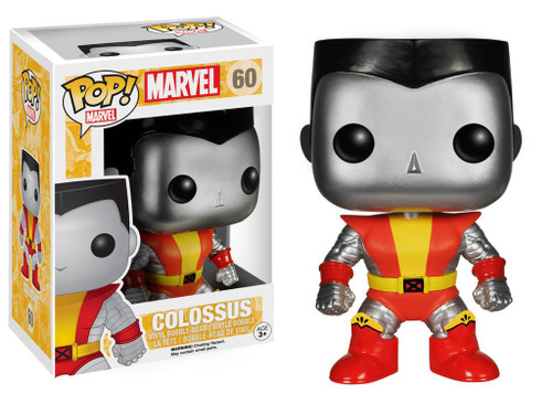 Funko POP! Marvel Colossus Vinyl Bobble Head #60
