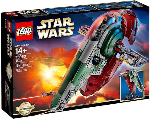 LEGO Star Wars The Empire Strikes Back Slave I Set #75060