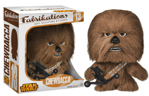 Star Wars Funko Fabrikations Chewbacca Plush #13