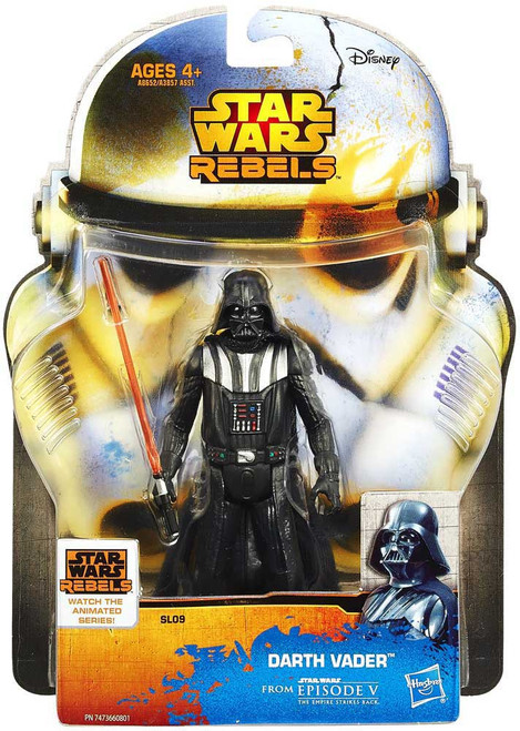 Star Wars The Empire Strikes Back Saga Legends 2014 Darth Vader Action Figure SL09