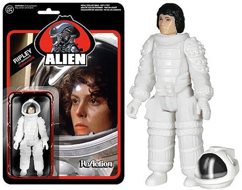 Funko Alien ReAction Ripley Action Figure [Space Suit]