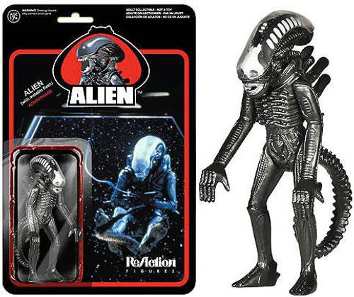 Funko ReAction Alien Action Figure [Metallic]