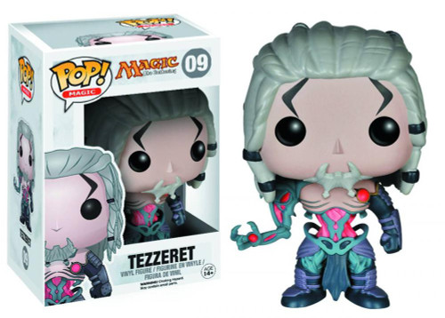 Funko MtG POP! Magic Tezzeret Vinyl Figure #09