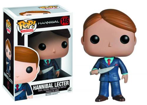 Funko POP! TV Hannibal Lecter Vinyl Figure #146