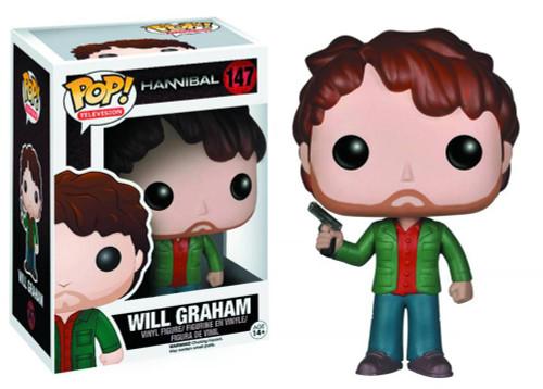 Funko Hannibal POP! TV Will Graham Vinyl Figure #147