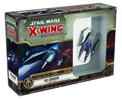Star Wars X-Wing Miniatures Game IG-2000 Expansion Pack