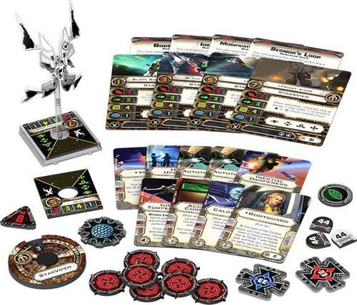 Star Wars X-Wing Miniatures Game StarViper Expansion Pack