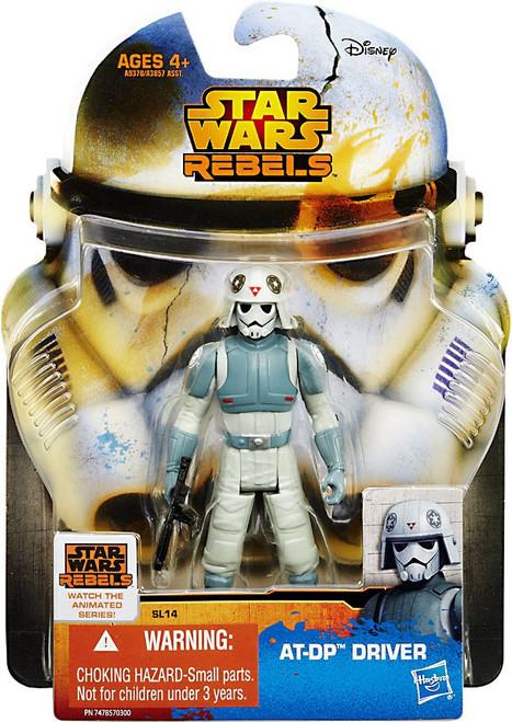 Star Wars Rebels 2015 Saga Legends AT-DP Driver Action Figure SL14