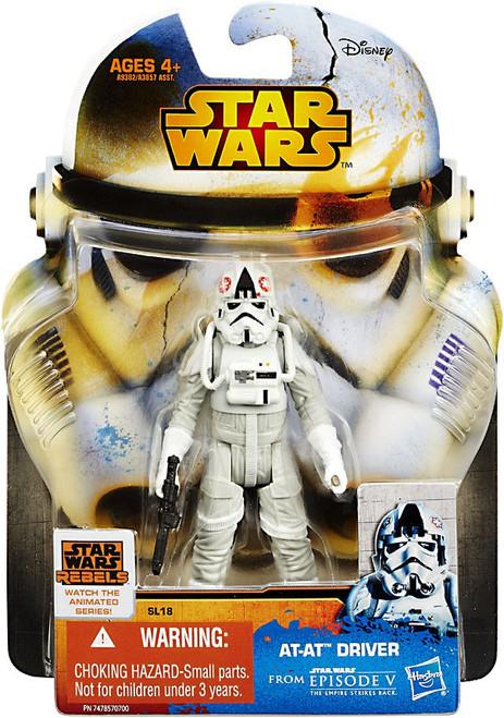 Star Wars The Empire Strikes Back 2015 Saga Legends AT-AT Driver Action Figure SL18