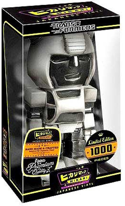 "Funko Transformers Hikari Japanese Vinyl Bumblebee 7-Inch 7"" Vinyl Figure [Grey Skull]"