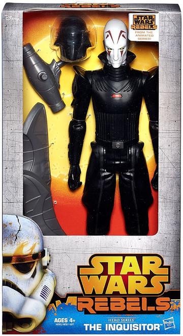 Star Wars Rebels Inquisitor Action Figure