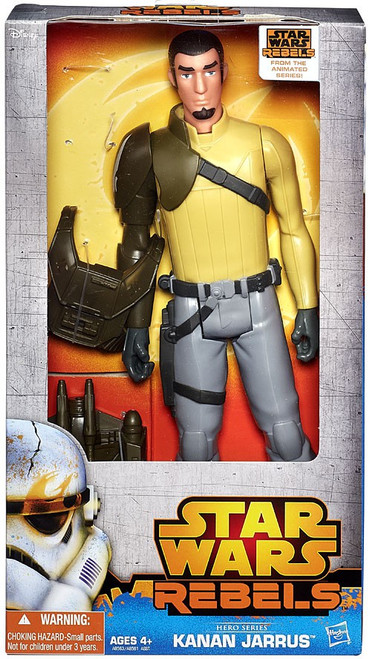 Star Wars Rebels Kanan Action Figure