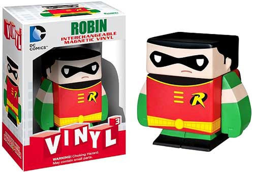Funko Batman Vinyl 3 Robin Vinyl Figure