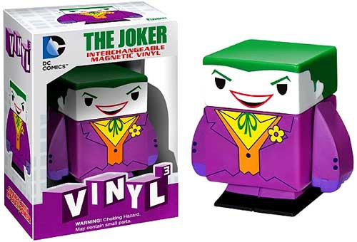 Funko DC Vinyl 3 The Joker Vinyl Figure