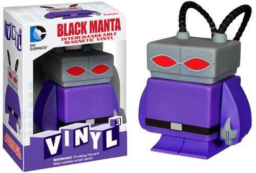 Funko DC Vinyl 3 Black Manta Vinyl Figure