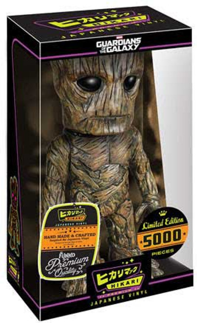 Funko Marvel Guardians of the Galaxy Hikari Japanese Vinyl Groot Exclusive 11-Inch Vinyl Figure