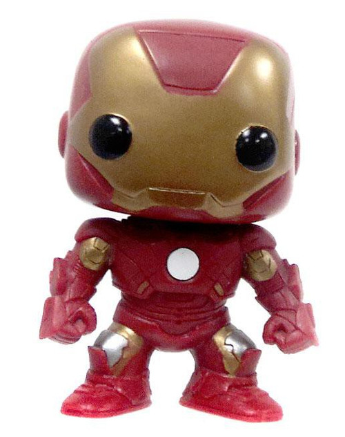 Funko Avengers POP! Marvel Iron Man Vinyl Bobble Head #11 [Loose (No Package)]