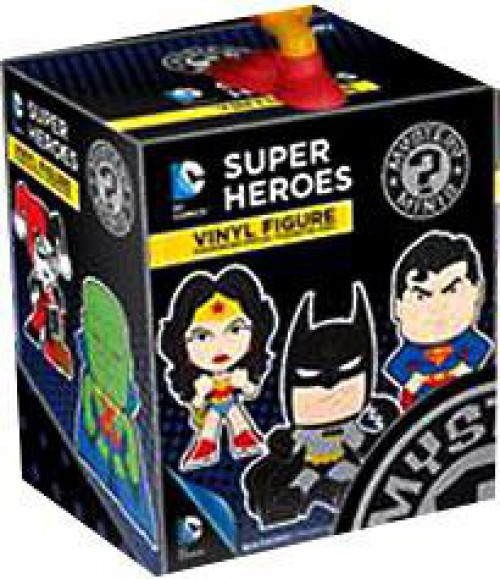 Funko Mystery Minis DC Super Heroes Mystery Pack