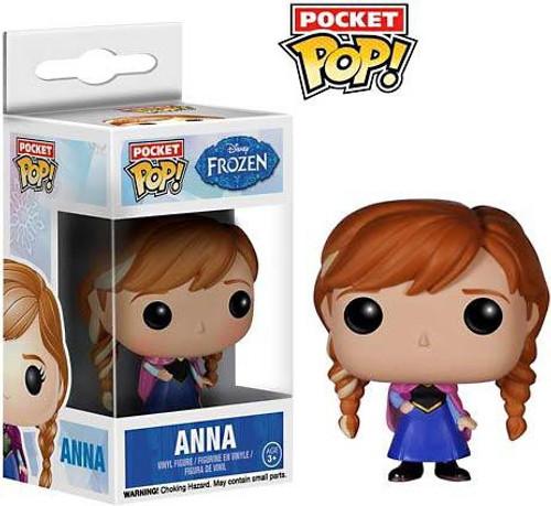 Funko Disney Frozen POP! Disney Anna 1.5-Inch Vinyl Mini Figure