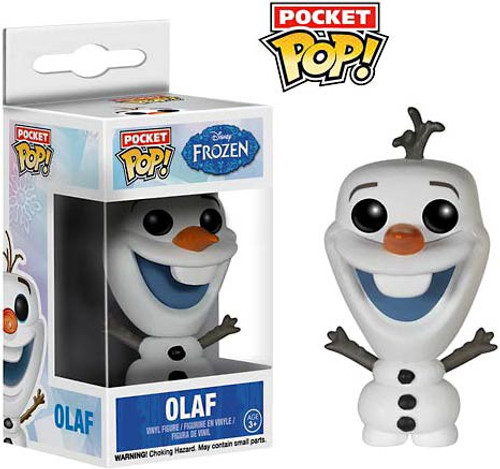 Funko Disney Frozen POP! Disney Olaf 1.5-Inch Vinyl Mini Figure