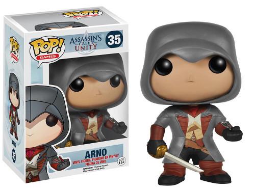 Funko Assassin's Creed Unity POP! Games Arno Vinyl Figure #35
