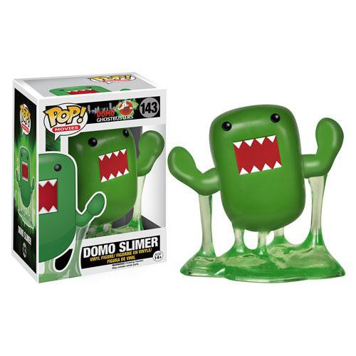 Funko Ghostbusters POP! Movies Domo Slimer Vinyl Figure #143