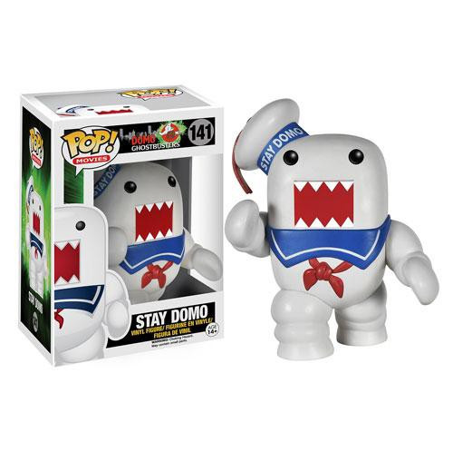 Funko Ghostbusters POP! Movies Stay Domo Vinyl Figure #141