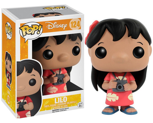 Funko Lilo & Stitch POP! Disney Lilo Vinyl Figure #124
