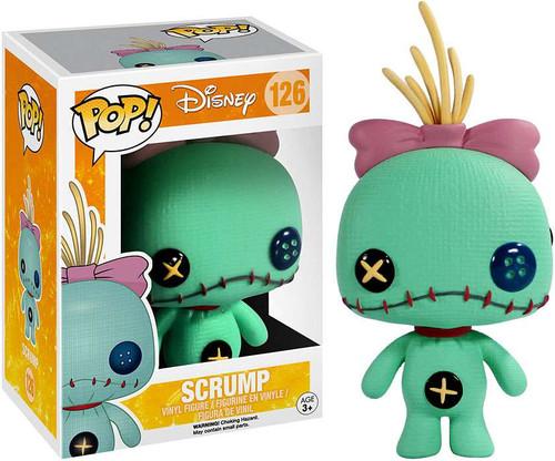 Funko Lilo & Stitch POP! Disney Scrump The Doll Vinyl Figure #126