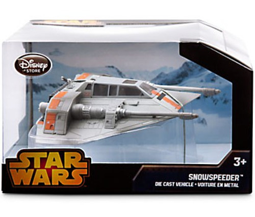 Disney Star Wars The Empire Strikes Back Snowspeeder Exclusive Diecast Vehicle [Black Box]