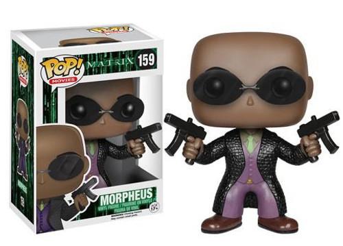 Funko The Matrix POP! Movies Morpheus Vinyl Figure #159