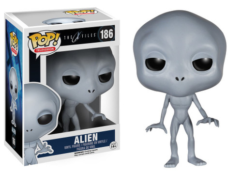 Funko X-Files TV Series POP! TV Alien Vinyl Figure #186