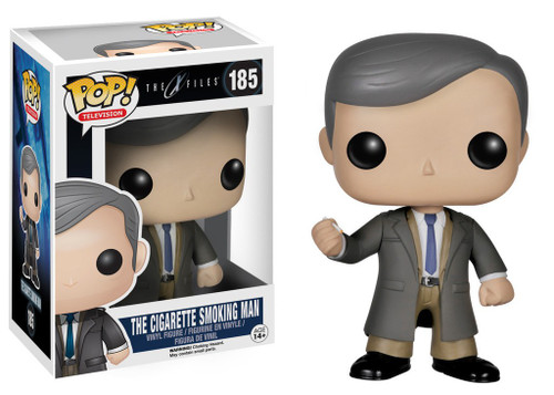 Funko X-Files TV Series POP! TV Cigarette Smoking Man Vinyl Figure #185