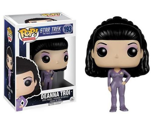 Funko Star Trek: The Next Generation POP! TV Deanna Troi Vinyl Figure #193