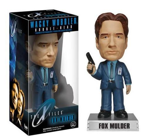 Funko The X-Files Wacky Wobbler Fox Mulder Bobble Head